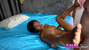 Anal Only Thai Butt Slut Needs More Cock