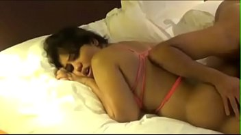 Husband shared the Indian wife with friend to bang her in his presence