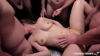 Watch Taylor Sands Creampie Gangbang preview