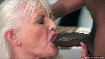 Granny topping a bbc