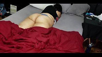 Cum in my ass or on my ass?