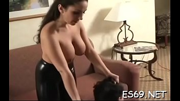Female domination is gripping