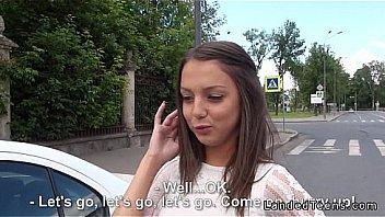 Schone russische jugendlich anal durchgefickt...