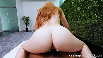 Redhead Country Girl From Georgia Fucks 1st Black Cock