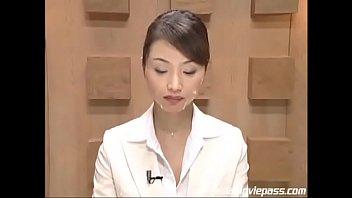 japanese reporter facial