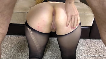 Tight Anal Creampie Step Sister