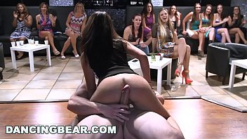 DANCINGBEAR - Cum And Suck These Big Cocks, Ladies! They're All Here For You