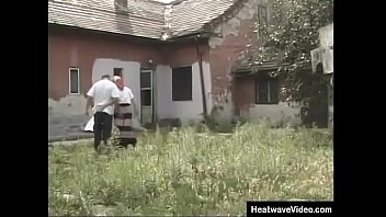 Hey My Grandma Is A Whore #5 - Szilvia - European granny is horny for some young cock her grandson