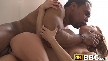 BBC hardcore drilling with a cute babe