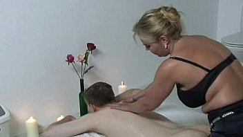 Chubby Dutch Massage & Rough Fuck