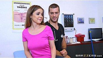 Brazzers - Dillion Harper has fun with doctor
