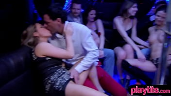 Reality show with real couples trying the swinger lifestyle