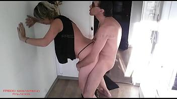 Hot Sister Blonde Hardsex Doggystyle Orgasm Creampie