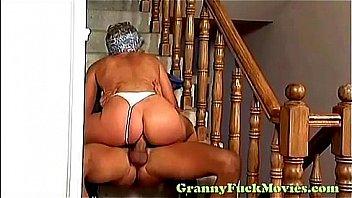 Kink granny hardcore fucked