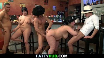 Group sex on bbw party