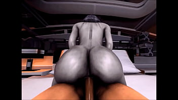 Mass Effect_Girls Sexy Gifs Thumbnail