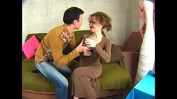 Russian mom strapon 5