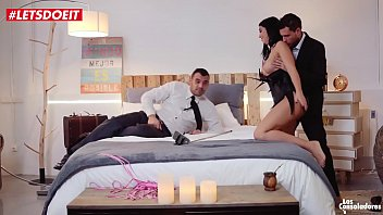 VIP SEX VAULT - Naughty Girls Get Plowed Hardcore in a Hot Foursome