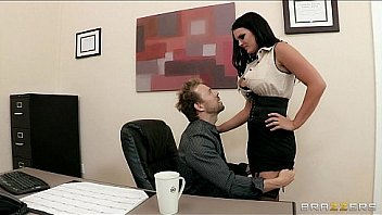 Big Tit Office Milf Mackenzee Pierce Takes Two Cocks At Work thumbnail