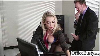 Hardcore Bang With Busty Naughty Cute Office Girl (devon) video-11