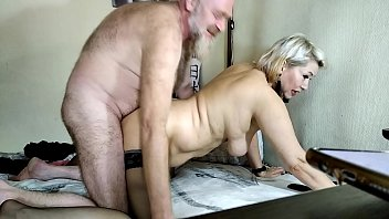 I fuck my lustful mature bitch, my best wife, my best whore...  How beautiful this slut-wife is when she beats in orgasm!  I love to stick my hand in her pussy! I love spanking her mature and wet pussy! I love to shove my dick into her tender mouth!