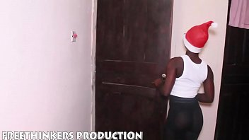 Noir ebene fille nigeriane sucer...