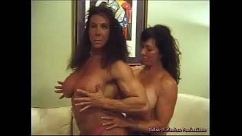Classic Muscle Lesbians