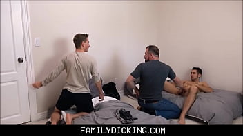 Father And Son Fuck Young College Roommate