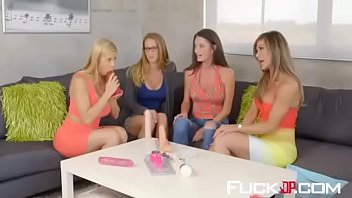 Female sex toy party