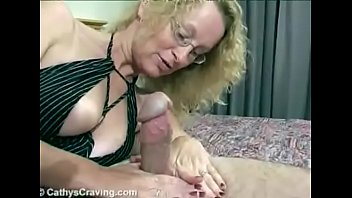 Cathy Sucking a strangers penis. OMG