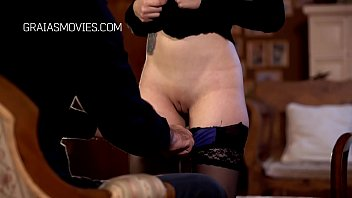 Watch Blonde slave whore stripped preview