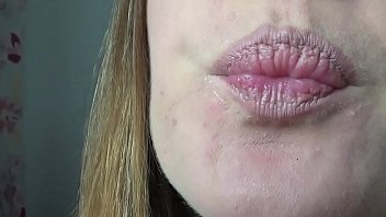 Fetish Toungue and sweet lips