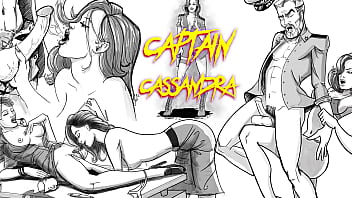 Femdom castration cartoon