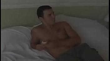 Seductive floosy blowing good