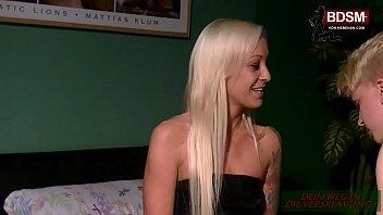 Sidney Dark und zwei Freundinnen lassen sich Ficken