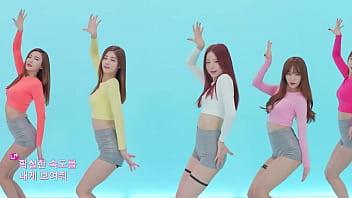 Teen Chinese Japanese Asian Dancing Edited Movie