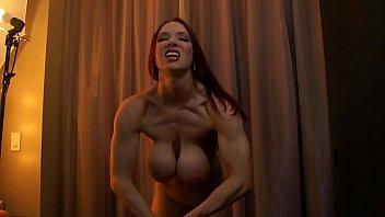 Musculaire belle-Soeur Veut Faire de...