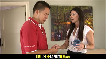 Giving Hot Small Tits m. In Law India Summer A Facial
