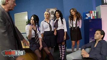 Orgy in school