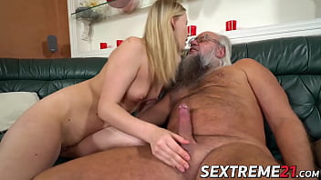 Old and young sex and mouth creampie ◦ old young Thumbnail