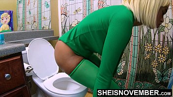 Lifted From The Toilet !!! And Violent Fucked By Daddy Because I Stole His Money, Pretty Ebony Step Daughter Msnovember Abused Taboo Family Sex , TearLittle Curvy Ass Up From Behind , Squeezing Her Large Titties While Mom Is At Work   4k By Sheisnovember