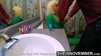 Lifted From The Toilet !!! And Violent Fucked By Daddy Because I Stole His Money, Pretty Ebony Step Daughter Msnovember Abused Taboo Family Sex , TearLittle Curvy Ass Up From Behind , Squeezing Her Large Titties While Mom Is At Work   4k By Sheisnovember Thumbnail