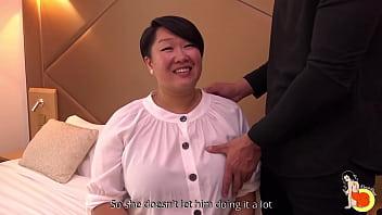 Big boobs Celine gets some sodomy sex