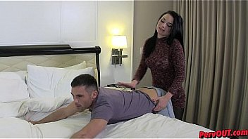 fetish god lance hart enjoys his sexy client Veruca