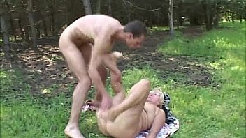 Hardcore Fucking A Chubbr Mature Outdoor