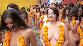 Naked girls of Mexico