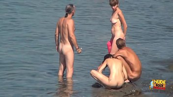 Watch Hot European babes totally_nude on the nudist beach video compilation from NudeBeachDreams com preview