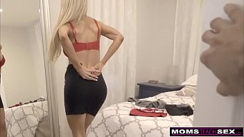 Blonde Milf Step Mom  Courtney