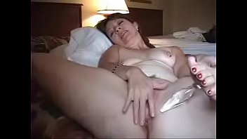 Masturbation hidden milf seduces consider