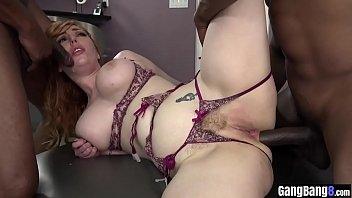 Redhead Big Tits Dp
